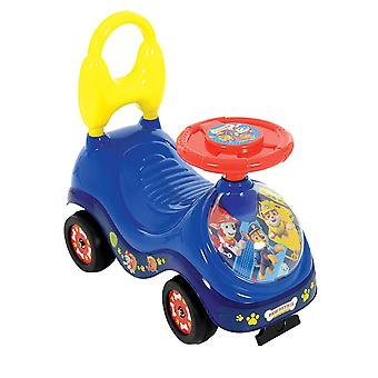 Paw Patrol My First Ride On Blue  MV Sports Ages 1 Year+