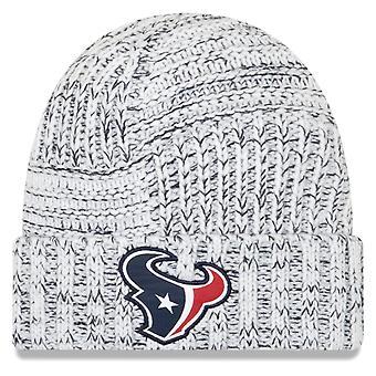 New Era Sideline 2019 naisten neulottu hattu-Houston Texans