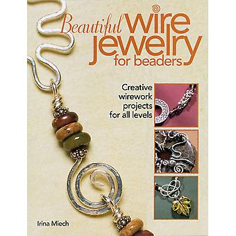Kalmbach Publishing Books Beautiful Wire Jewelry For Beaders Kbp 62649