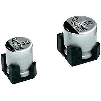 Electrolytic capacitor SMD 330 µF 50 V