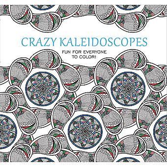 Leisure Arts-Crazy Kaleidoscopes LA-55071