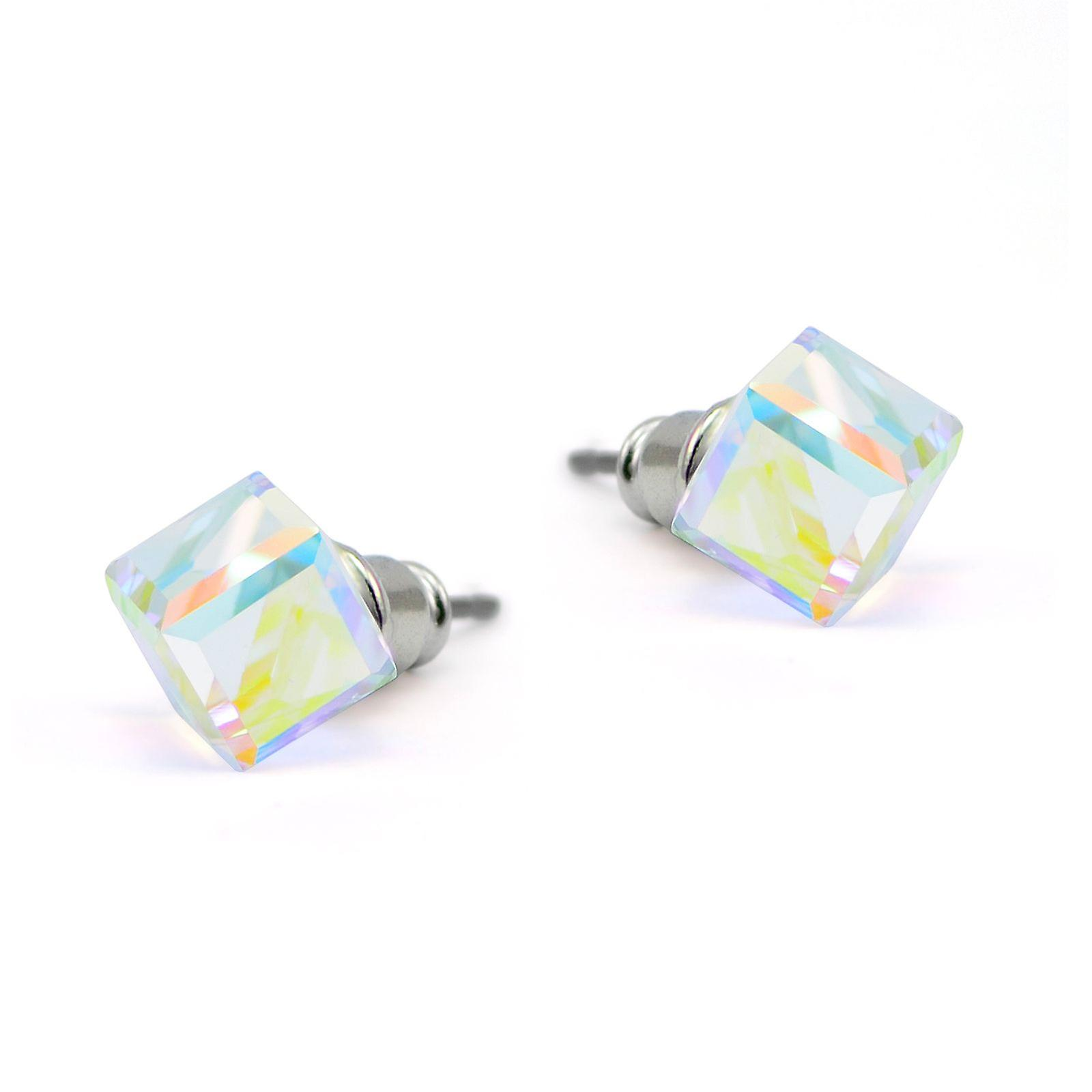 Crystal Stud Earrings EMB10.6