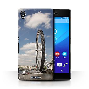 STUFF4 Sag/Cover til Sony Xperia Z4v/E6508/London Eye/forestille det