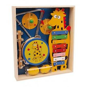 Legler Music Set (Toys , Educative And Creative , Music , Instruments)