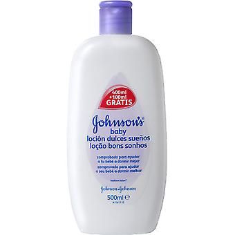 Johnson's Johnson Baby Lotion Sweet Dreams 400 Ml (Children , Cosmetics , Body lotions)