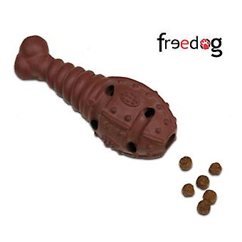 Freedog Chicken Feeder Prize (Dogs , Toys & Sport , Intelligence & Interactive Toys)