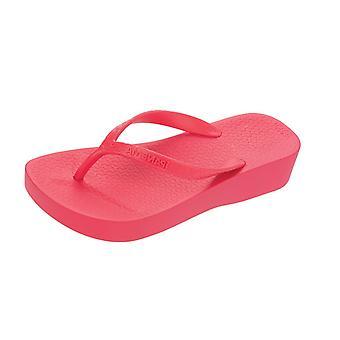 Ipanema Platform Womens Flip Flops / Sandals - Pink