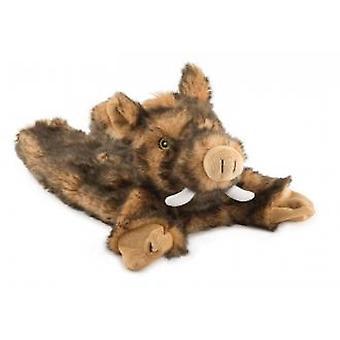 Huge Hog Plush Toy No Squeak 50cm (Pack of 6)