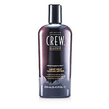 American Crew Men Light Hold Texture Lotion - 250ml/8.45oz