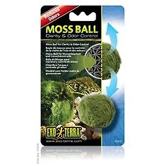 Exo Terra Moss Ball (Reptiles , Decoration , Artificial Plants)
