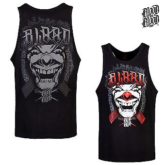 Blood in blood out tank top Harlequin insane