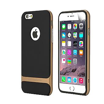 Rock Design bullet proof case cover for Apple iPhone 6 Plus (5.5 inch) - Gold