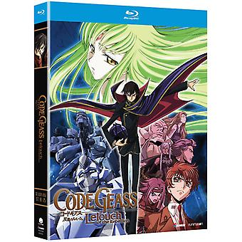 Code Geass: Lelouch of Rebellion Season One [Blu-ray] USA import