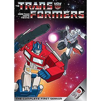 Transformatorer mer än möter ögonen: Season One [DVD] USA import