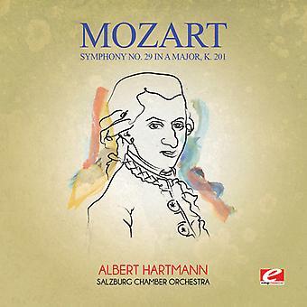 Mozart - Symfoni nr. 29 i en stor K. 201 [DVD] USA import