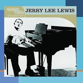 Jerry Lee Lewis - Platinum & Gold Collection [CD] USA import
