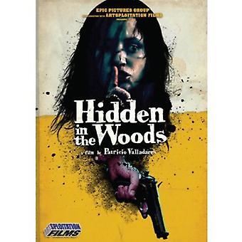 Skjult i skoven [DVD] USA importen