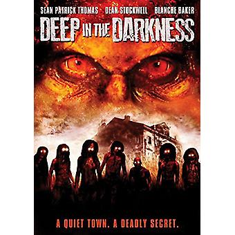 Deep in the Darkness [DVD] USA import
