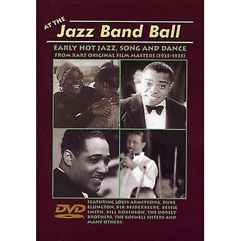 På Jazz Band bold-tidlig Ho [DVD] USA Importer