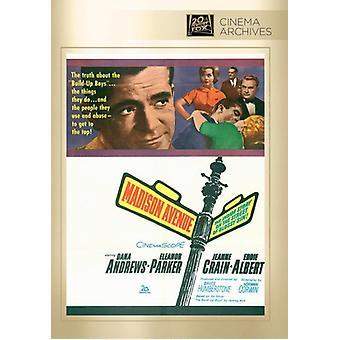 Madison Avenue [DVD] USA import