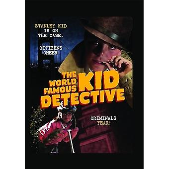 World Famous Kid Detective [DVD] USA import