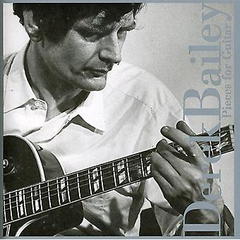 Derek Bailey - Pieces for Guitar 1966-67 [CD] USA import