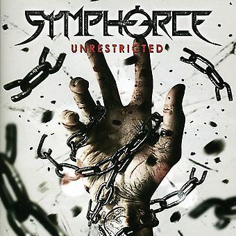 Symphorce - ubegrænset [CD] USA importerer
