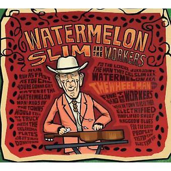 Vandmelon Slim - hjulet mand [CD] USA importerer