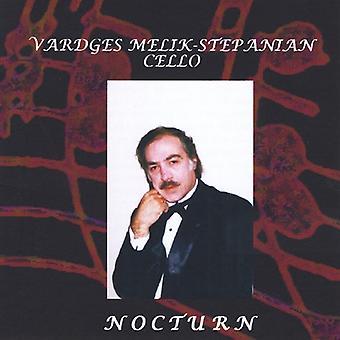 Vardges Melik Stepanian - Nocturn [CD] USA import