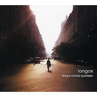 Diego Schissi - Tongos [CD] USA importerer