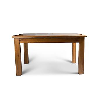 Direct Home Living Country Oak Large Extending Dining Table
