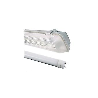 Ansell Pre-Wired Non Corrosive IP65 Linear For T8 LED Tubes