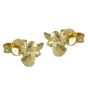 Boucles d'oreilles Angel boucles d'oreilles Angel ANGEL volantes anges, 9 KT or 375