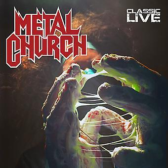 Metal kirke - Classic Live [CD] USA import