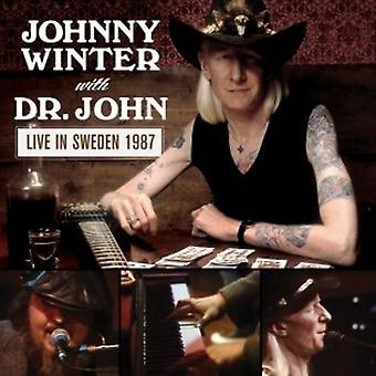 Winter, Johnny with Dr. John - Winter Johnny with Dr. John-Live in SW [CD] USA import
