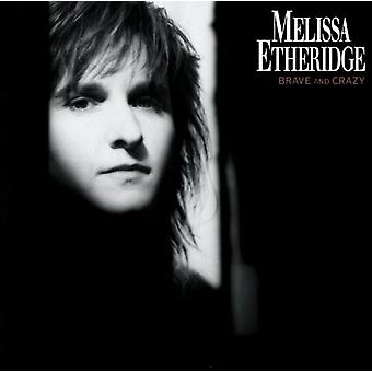 Melissa Etheridge - Brave & Crazy [CD] USA import