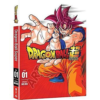 Dragon Ball Super - parte uno [DVD] USA importar