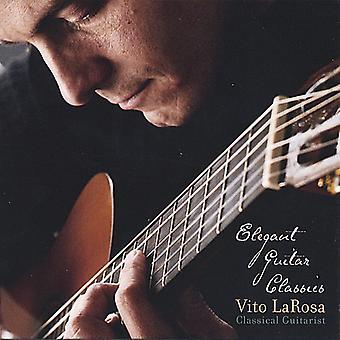 Larosa - Elegant gitar klassikere [DVD] USA importere