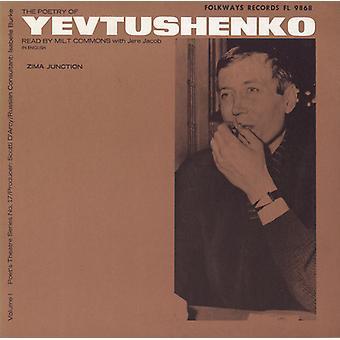 Milt Commons - Milt Commons: Vol. 1-poesia di Yevtushenko: importazione USA Zima Junction [CD]