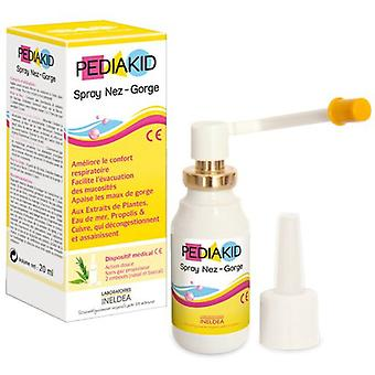 Ineldea Pediakid Throat Spray 20Ml.
