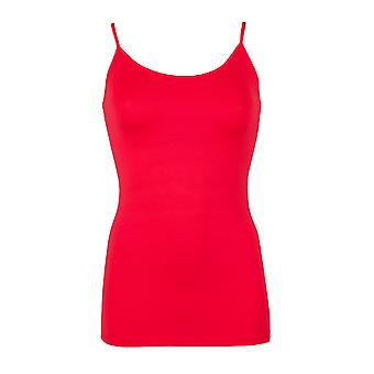 RJ Bodywear Pure Color Red Top (adjustable) 32-011