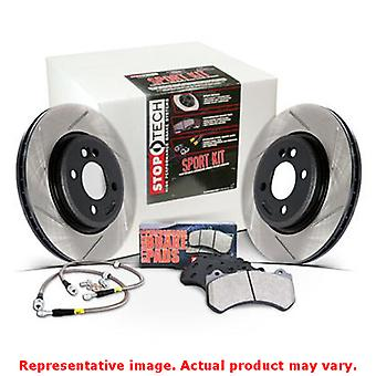 StopTech Sport Kits 978.33010F Front Fits:AUDI 2006 - 2013 A3  2013 - 2013 A3 Q