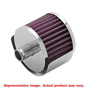 K&N Universal Filter - Crankcase Vent Filters 62-1340 None Fits:UNIVERSAL 0 - 0