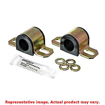 Energy Suspension Sway Bar Bushing Set 9.5129G Black Front/Rear Fits:HONDA 1990