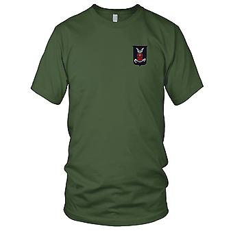 US Navy VF-2 Fighter Squadron Chief Petty Officer Pilots Embroidered Patch - Ladies T Shirt