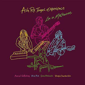 Ash Ra Tempel experiencia - vivo en importación de Estados Unidos de Melbourne [CD]