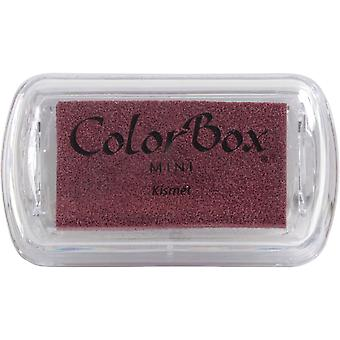 ColorBox Pigment Mini Ink Pad-Kismet 74-209