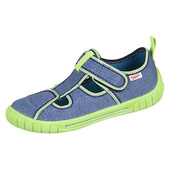 Zapatos de los cabritos de Superfit Bill agua Kombi Textil 20027288 universal