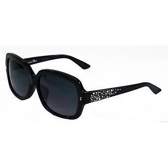 Christian Dior BRILLIANCEF BWE BK   Pearl Grey Sunglasses