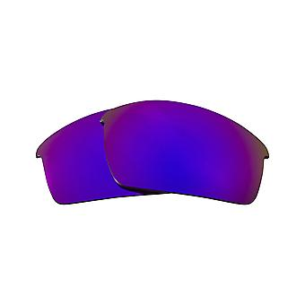 Replacement Lenses Compatible with OAKLEY Thump Pro Purple Mirror